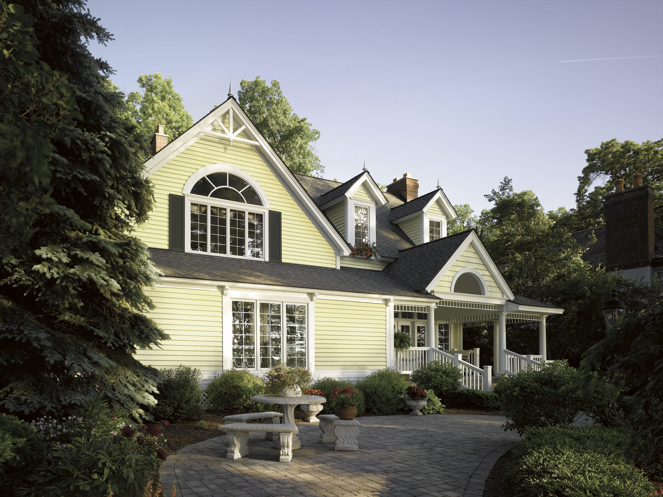 UTICA MICHIGAN VINYL SIDING COMPANY
